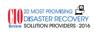 20 Most Promising Disaster Recovery Solution Providers 2016