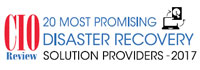 Top 20 Disaster Recovery Solution Providers 2017
